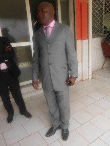 Monsieur NGANDJOU Claude, nouveau Sous-directeur de la Documentation et des Archives du Ministère des Marchés Publics dans Annonces et Infos SANY1278-e1346055973959-225x300