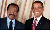PAUL BIYA ET OBAMA
